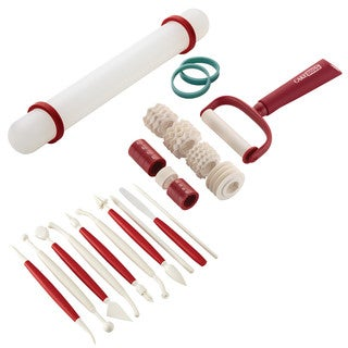 Cake Boss(tm) Tools Advanced Fondant Tool Set