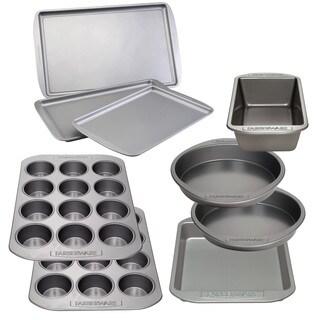 Farberware(r) Nonstick Bakeware 9-Piece Ultimate Baking Pan Set