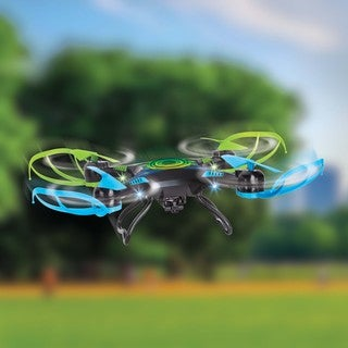 Sharper Image Rechargeable Remote Control Camera Drone