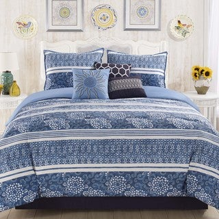 Casa Mia Monterrey 7-piece Comforter Set