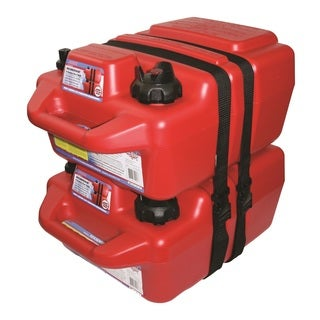 SeaSense SecureStack 6 Gallon Stackable Fuel Tank