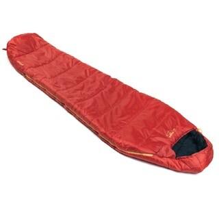 Snugpak Basecamp TSB Sleeping Bag, Ruby Red