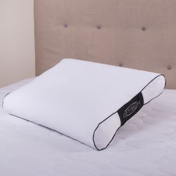 Sealy Optimum 300 Thread Count Outlast Temperature Regulating Countour Pillow