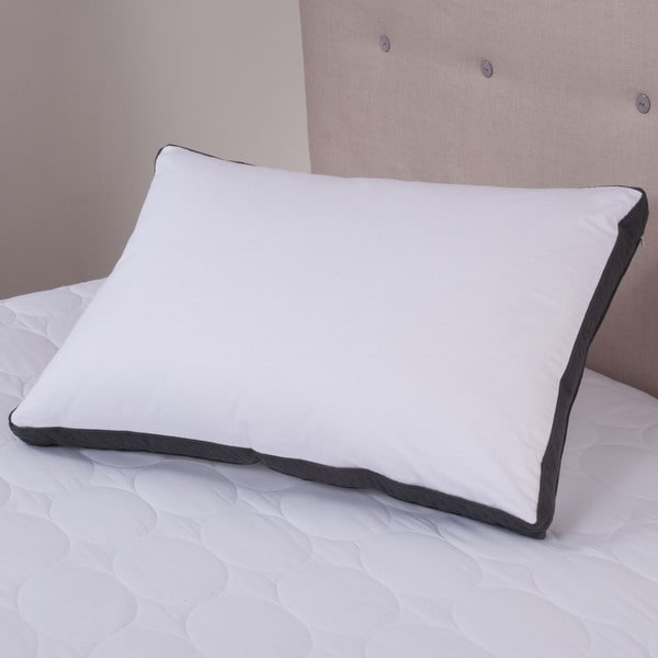 Sealy Optimum 300 Thread Count Cooling Touch Temperature Regulating Pillow