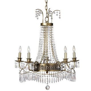 Downton Abbey Grantham Collection Mid-Size Chandelier