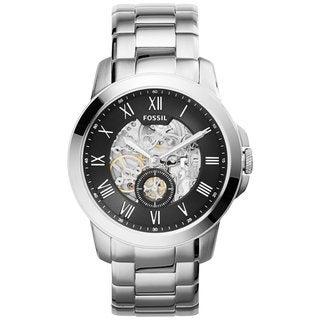 Fossil Men's ME3055 'Grant' Multi-Function Automatic Stainless Steel Watch