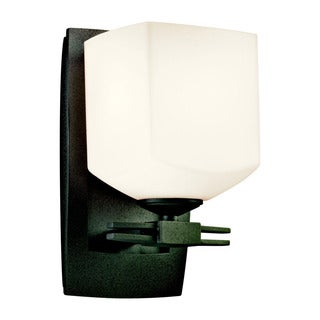 Kichler Lighting Brinbourne Collection 1-light Anvil Iron Wall Sconce