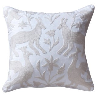 Eden 20-inch Throw Pillow