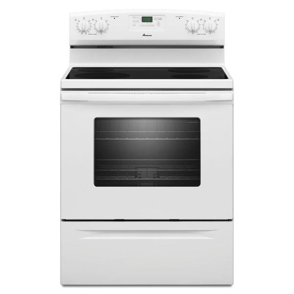 "Amana 30"" Freestanding Electric Range"