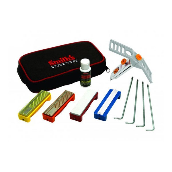 Smith's Diamond/ Arkansas Stones Precision Knife Sharpening System
