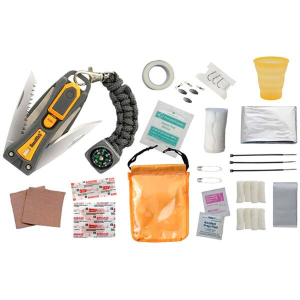 Smith's Ultimate Survival Kit and Multi-Tool