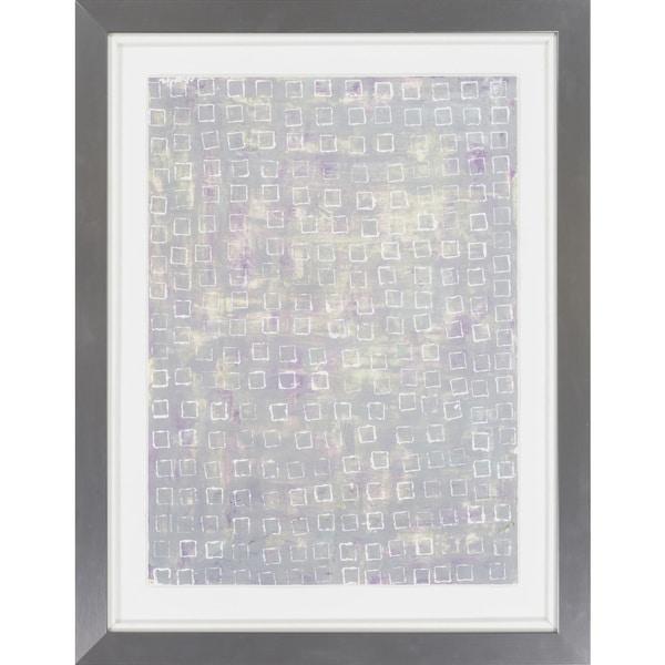 """Abstract Callie Rectangular Framed Print 30"""" x 39"""""""