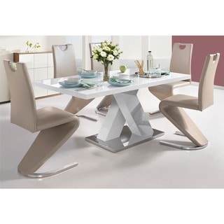 Scandinavian Lifestyle Ali Dining Table high-gloss