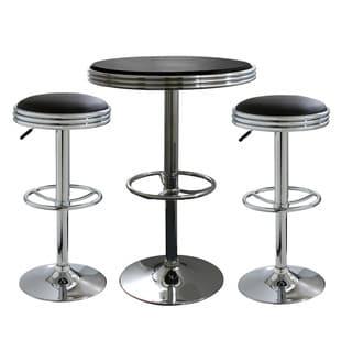 Coca Cola Pub Table And 2 Bar Stools Set 13079237
