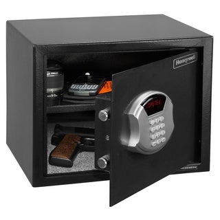 Honeywell 5103SL 0.83 Cubic Foot Steel Security Safe