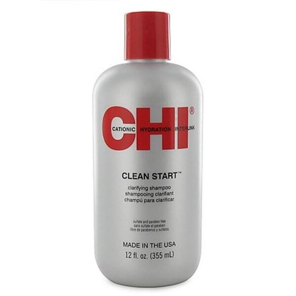 CHI Clean Start 12-ounce Clarifying Shampoo
