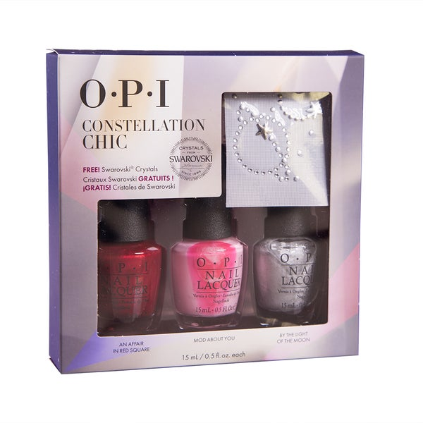 OPI 3-pack Constellation Chic with Austrian Crystals 16413674