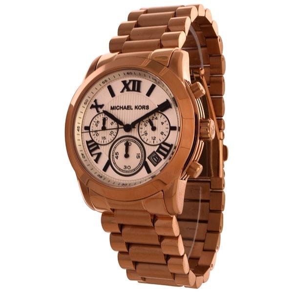 Michael Kors Women's Cooper MK5929 Stainless Steel Watch