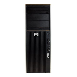 HP Z400 Workstation MT 3.2GHz Intel Quad Core Xeon CPU 12GB RAM 1TB HDD Windows 7 Desktop (Refurbished)