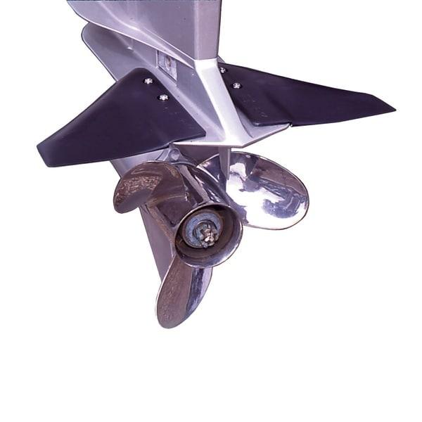 Davis, Doel-Fin, Outboard/Outdrive Stabilizer, Black
