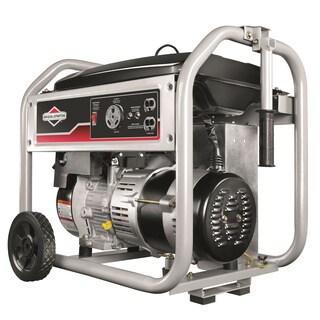 Briggs & Stratton 3500-watt Gas-powered Portable Generator