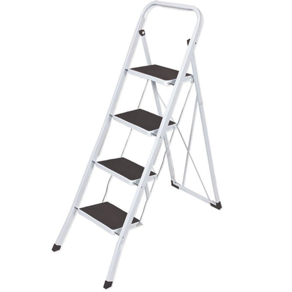 4-step Folding Lightweight Step Ladder, Step Stool