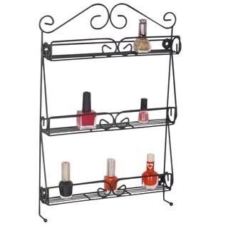 Nail Polish and Cosmetics 3-tier Organizer