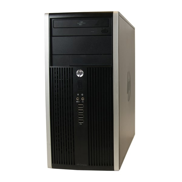 HP Compaq 8300 MT 3.4GHz Intel Core i7 CPU 16GB RAM 1TB HDD Windows 7 Desktop (Refurbished)
