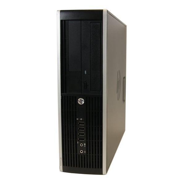 HP Compaq 8300 SFF 3.4GHz Intel Core i7 CPU 16GB RAM 500GB HDD Windows 7 Desktop (Refurbished)
