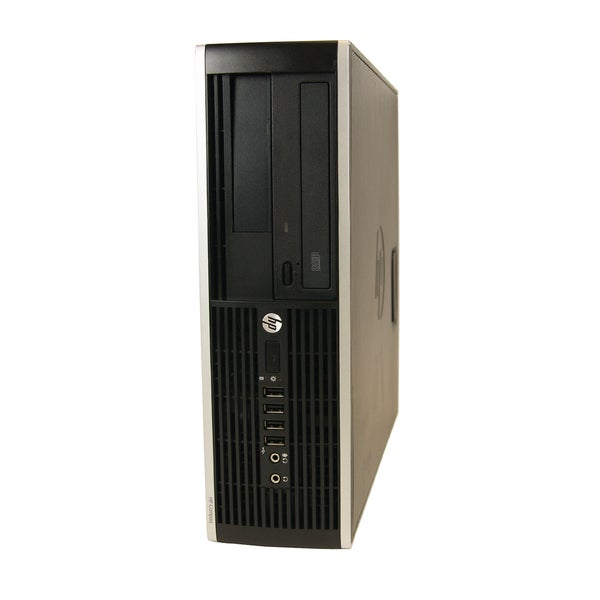 HP Compaq 8200 SFF 3.1GHz Intel Core i5 CPU 8GB RAM 1TB HDD Windows 8 Desktop (Refurbished)