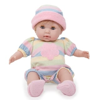 JC Toys Huggable Soft Body Blonde Doll