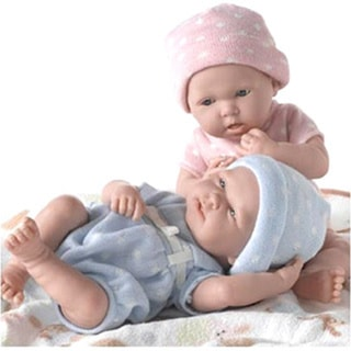 JC Toys My Precious Twin Baby Dolls