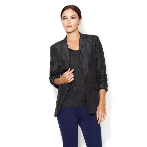 Elie Tahari Women's 'Kelsey' Navy Blue Blazer