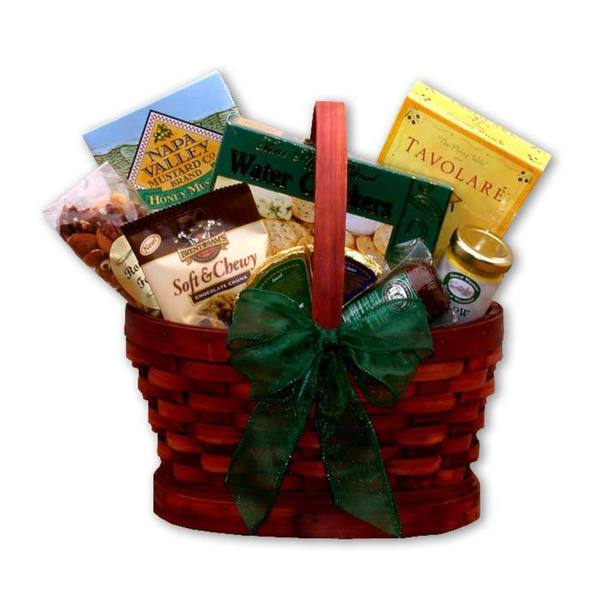 Savory Selection Gift Basket