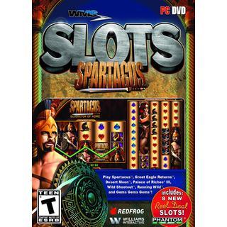 WMS Slots: Spartacus