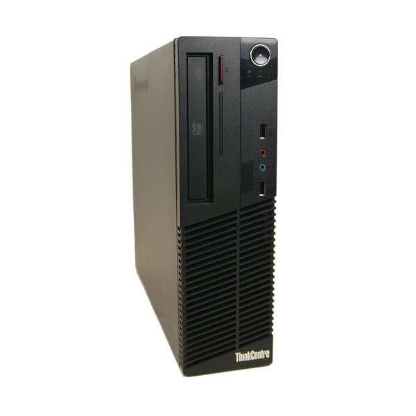 Lenovo ThinkCentre M71E SFF 2.7GHz Intel Pentium G630 4GB RAM 1TB HDD Windows 7 Computer (Refurbished)