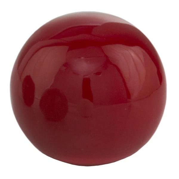 Bola Poppy Red Sphere