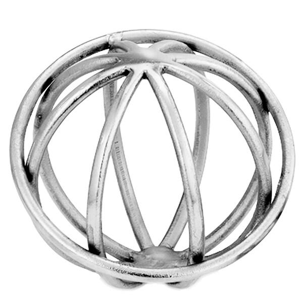 Giro Small Silver Sphere