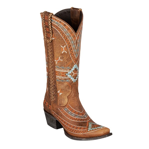 Lane Boots Women's 'Taos' Cowboy Boot