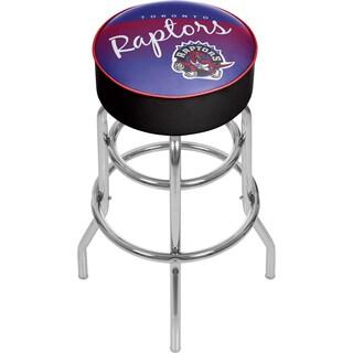 Toronto Raptors NBA Hardwood Classics Bar Stool
