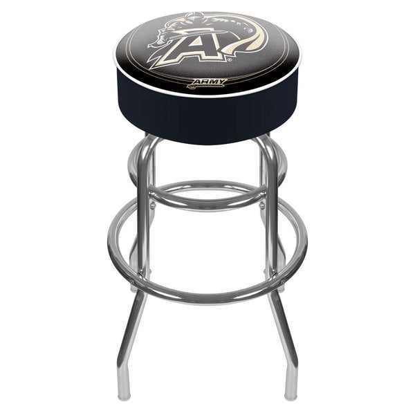 Army Black Knights Padded Swivel Bar Stool 16415992