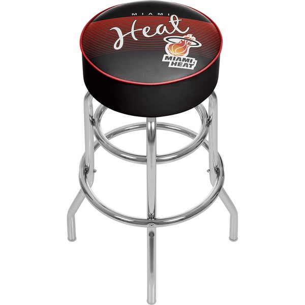 Miami Heat NBA Hardwood Classics Bar Stool