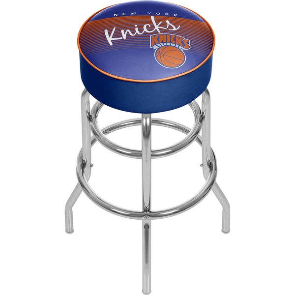 New York Knicks NBA Hardwood Classics Bar Stool
