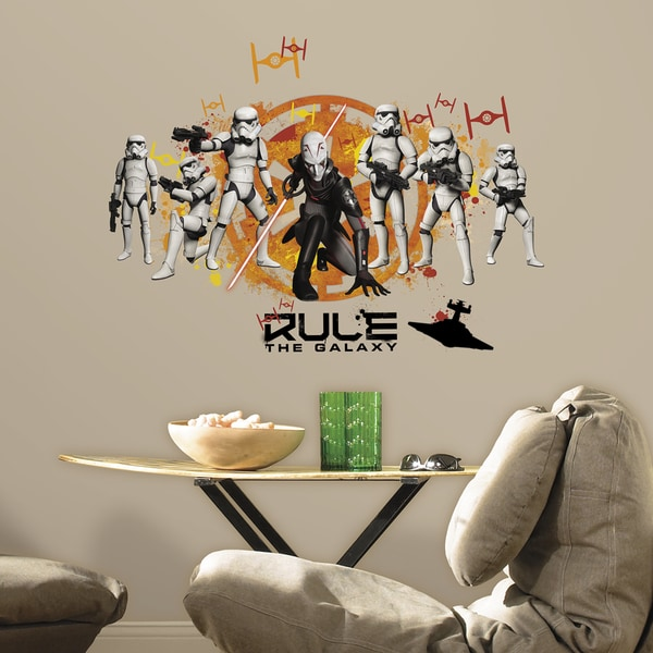 RoomMates Star Wars Rebels Imperial Army Giant Wall Decals