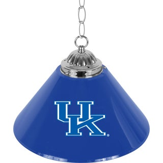 University of Kentucky 14-inch Single Shade Bar Lamp