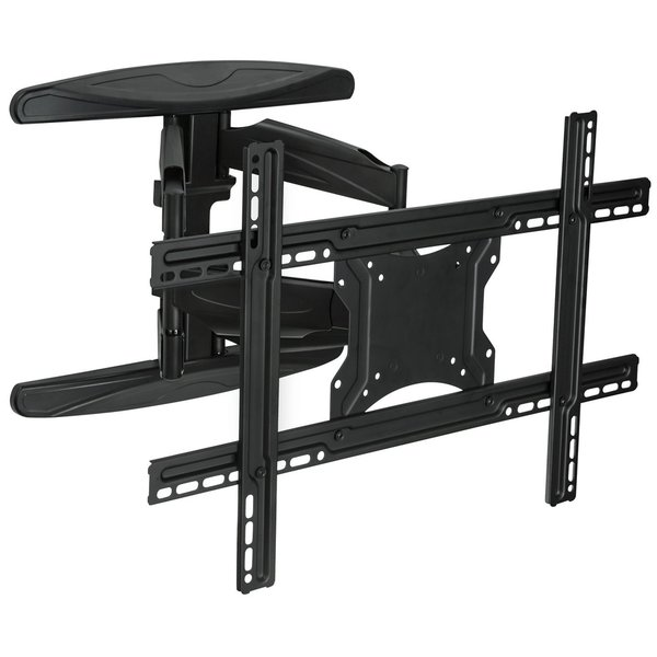 Mount-It! MI-344 32 to 60-inch Full Motion Articulating TV Wall Mount with Corner Bracket