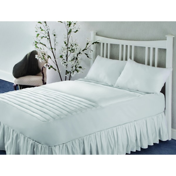 Rest Remedy 200 Thread Count Zone Mattress Pad