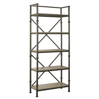 Griffeth 72-inch Bookcase