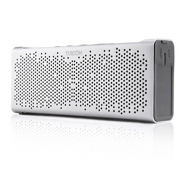 Turcom TS-455 IPX5 Certified Water Resistant Portable Bluetooth Wireless Speaker