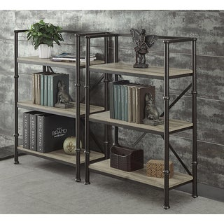 "Griffeth Two 44"" Bookcase Wall"